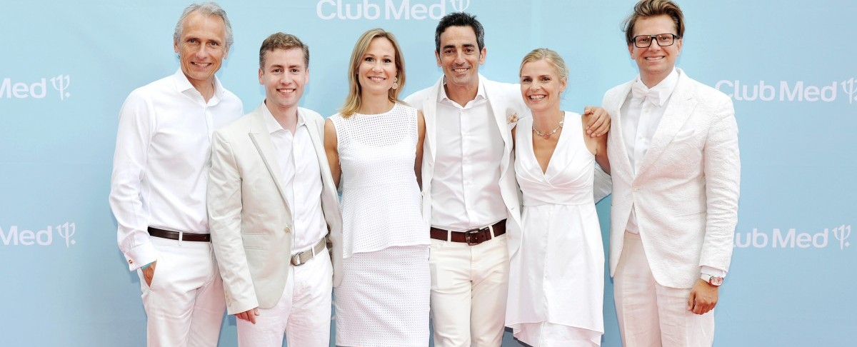 club med summer party