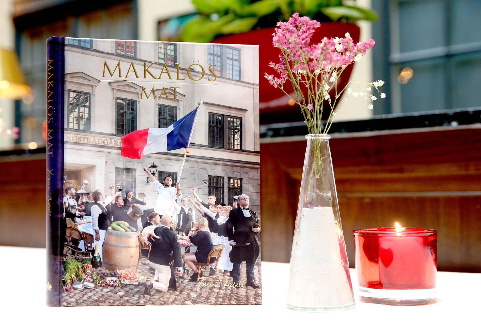 Brasserie Makalös Makalös Mat Petré Event