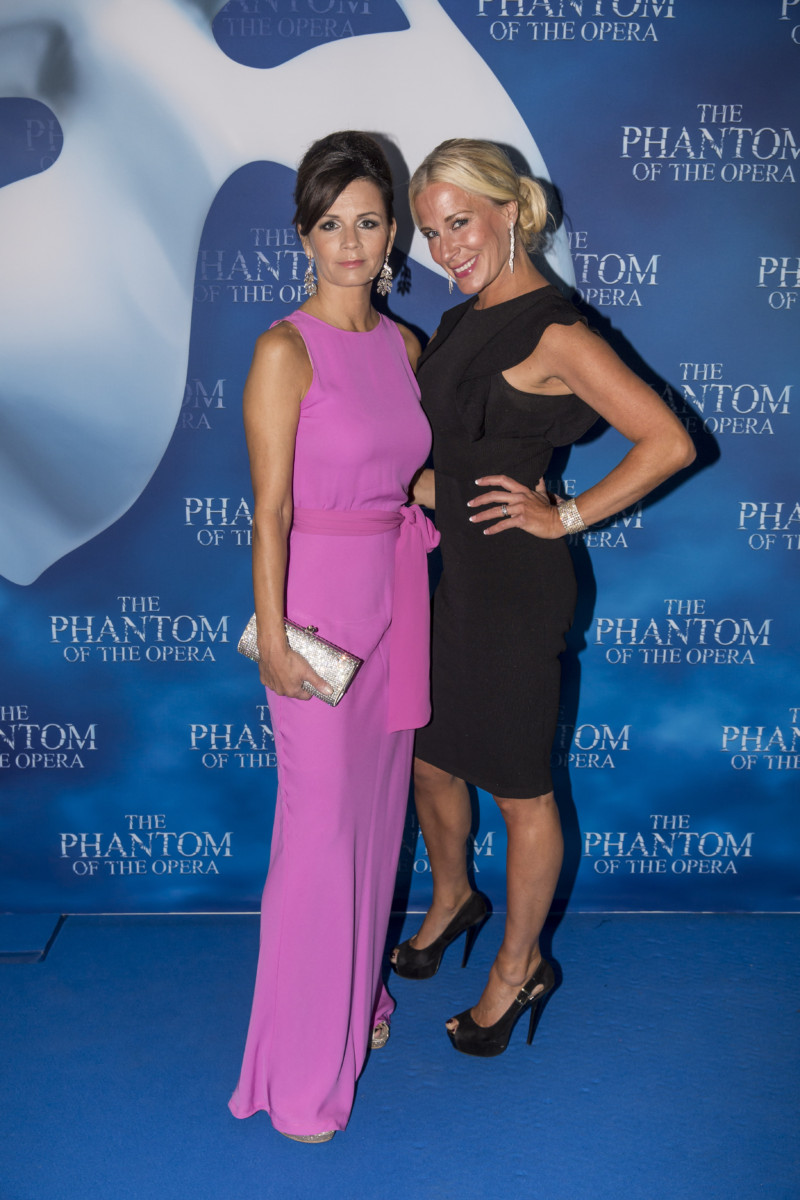 Phantom of The opera Lena Philipsson Petre Event