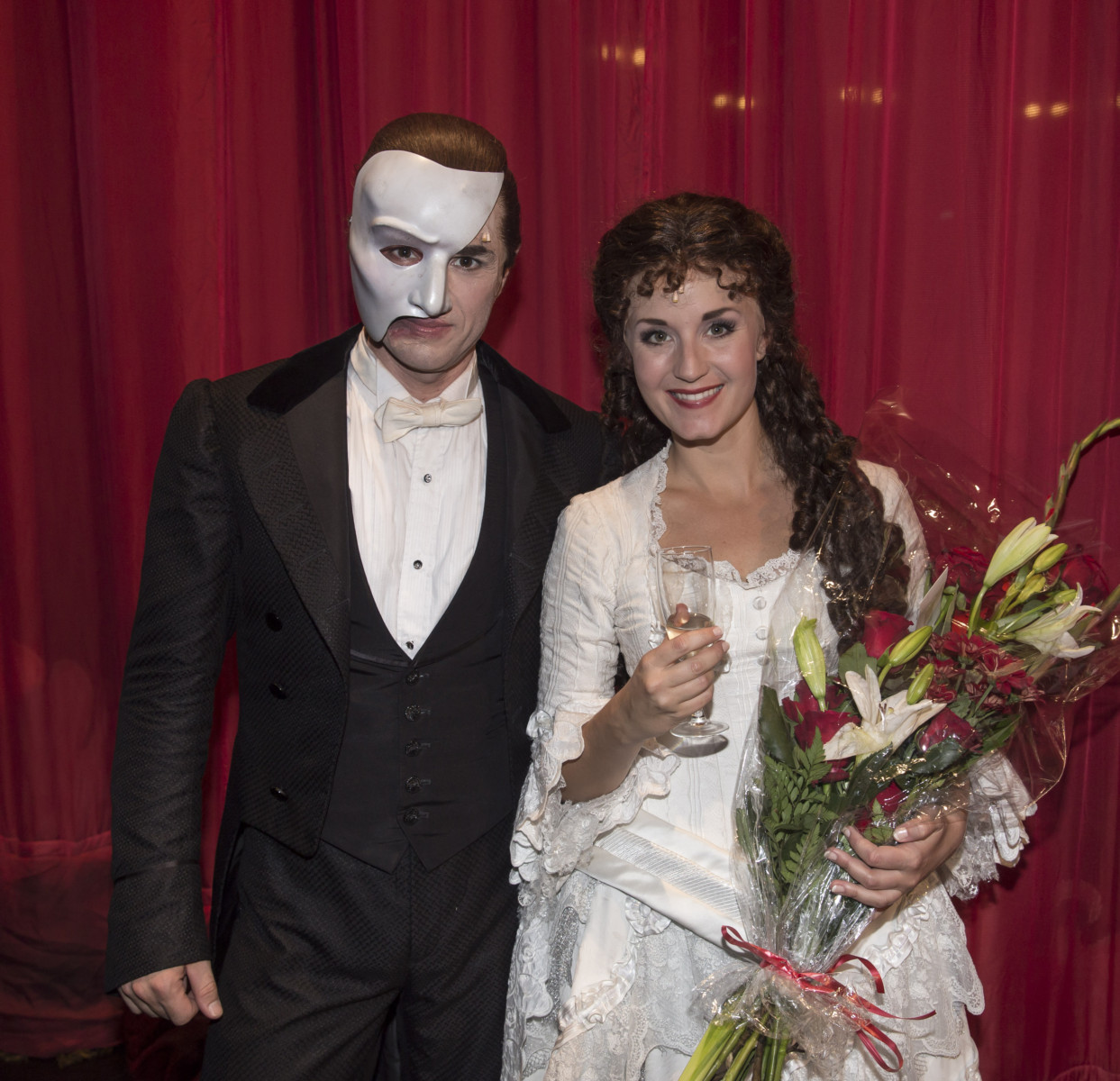 Petré Event Phantom of the Opera