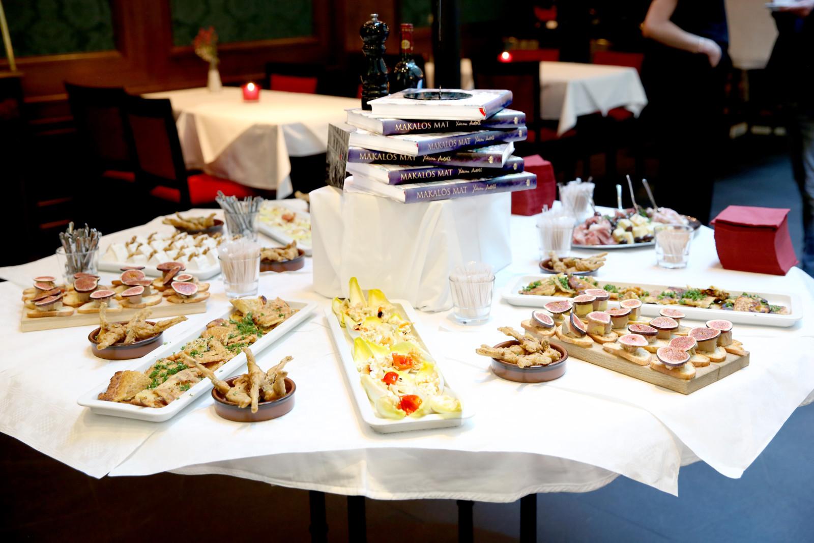 Brasserie Makalös Petre Event Makalös Mat
